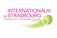 Internationaux de tennis de Strasbourg 2015